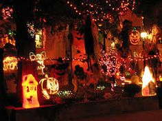 halloween home decor - Google Search