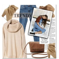 Nudes + Jeans by genuine-people on Polyvore featuring polyvore, fashion, style, Sole Society, rag & bone, clothing, brown, beige and fashionset