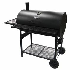 Image for Kingsford® Maverick Barrel Charcoal Grill from Academy