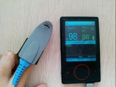oximeter. your health is most important.