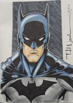 Batman by Todd Nauck *