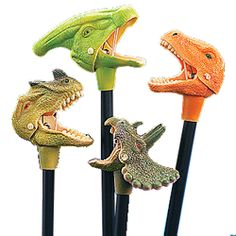 Dinosaur Party Supplies, Dinosaur Grabbers, Dinosaur Favors