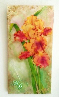 Spring Decoupage, Spring, Tableware, Painting, Dinnerware, Dishes, Painting Art, Paintings, Painted Canvas