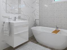 3D látványterv FAP Roma Diomond és Novabell Eiche burkolattal #3dlátványterv #3dlátványtervezés #baustyl #lakberendezes #lakberendezesiotletek #stylehome #otthon #homedecor #inspiration #design #homeinspiration #interiordesign #interior #elevation #3dplan #bathroom 3d Visualization, Bathroom Ideas, Bathtub, Home Decor, Oak Tree, Standing Bath, Bathtubs, Decoration Home, Room Decor