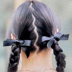 South Korean Girls, Korean Girl Groups, I Like Your Hair, Girl Inspiration, Hair Inspo, Pretty People, Locks, Find Image, We Heart It