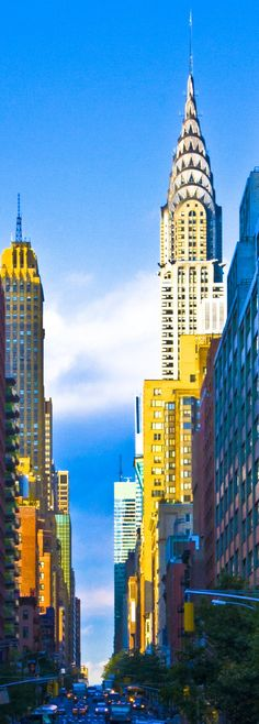Chrisler Building, el rascacielos más bonito de NY ♥