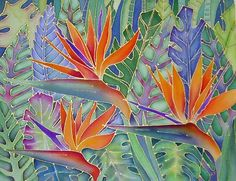 Pauline Townsend - Silk Painter