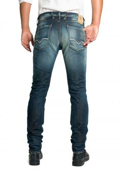 ANBASS 118 240 - Slim Fit | Jeans | Man | FW13 | Replay | REPLAY Online Shop