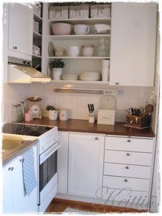 Allidaalia: Keittiössä