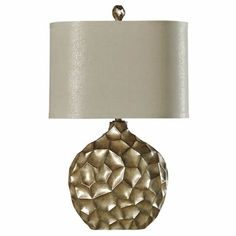 Delacora Georgian Silver Kauffman Tall Accent Table Lamp with Hardback Fabric Shade Silver Table Lamps, Silver Lamp, Contemporary Table Lamps, Contemporary Style, Light Table, Lamp Light, Tall Accent Table, Bronze, Incandescent Light Bulb