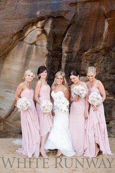 Nicole Hughes - Embellished Bridesmaid Dresses | White RunWay Blog