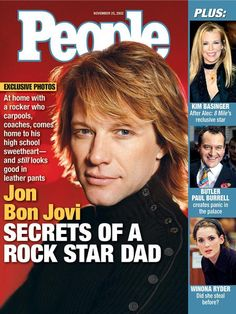 Jon Bon Jovi is not a man who can afford to be late for a show. Buckled into his black Dodge Viper on a Thursday afternoon, he roars out of the garage of his home, an imposing limestone residence t…
