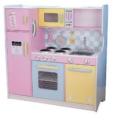 kitchen.... My girl had this when she was little!