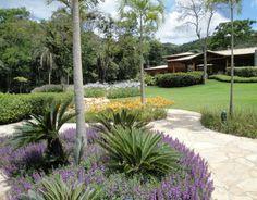 Jardins de casas de campo | De casa a hotel, prêmio escolhe os 10 melhores…