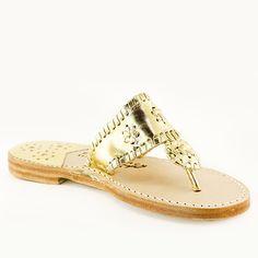 34af7f8d3714 P.B. Girls Gold   Gold. P.B. Girls Silver   Silver Palm Beach Sandals ...