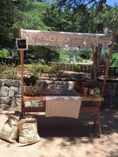 Ideas de corners para bodas » Mi Boda #MiBoda #novias #ideas #inspiración #corners #bodas #exterior