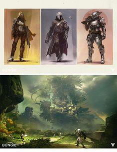 Destiny Concepts