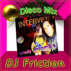 """""""Lovely Ensemble"""" by INTERVIEW Remix by DJ Friction ♥ .ENJOY & DANCE. wizz us See U Soon Soon...... Martine And Philippe ♫ INTERVIEW ♫  ♫♥♪♫♫  ♫♥"""