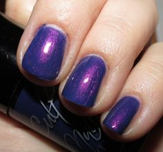 Cult Nails Flushed Nail Lacquer #swatches #nailpolish #jointhecult