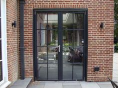 Glass panels in your doors can increase the amount of natural light entering the home.