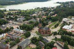 Loviisa, Suomi, Finland Finnish Words, Best Cities, Homeland, Paris Skyline, Beautiful Places, To Go, Europe, City, Nature