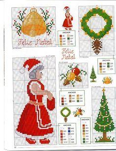 Mais-gráficos-de-ponto-cruz-do-Papai-Noel8