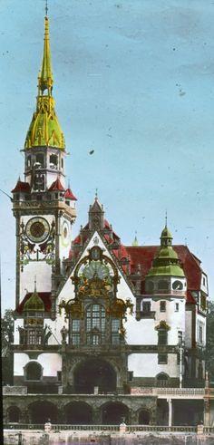 Le pavillon de l'Allemagne à l'exposition universelle de Paris en 1900 - Exposition universelle de 1900 — Wikipédia