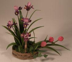 "Floral Arrangement #609 by Christine Dell""Anna"