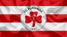 Sports Wallpapers, Football, Texture, Emblem Logo, Flag, Club, Silk, Greek, Flags