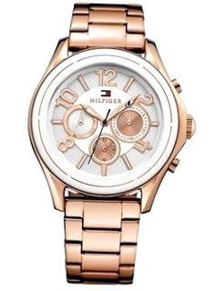 b06d8404139 Relógio Tommy Hilfiger Feminino Aço Rosé - 1781650