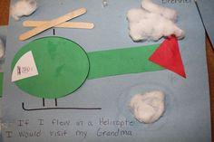 Preschool Transportation, Crafts For The Letter H, Helicopter Craft Preschool, Letter H Preschool Crafts, Letter H Craft, Transportation Crafts, ...