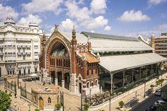 The Mercado de Colón on http://valencia.for91days.com