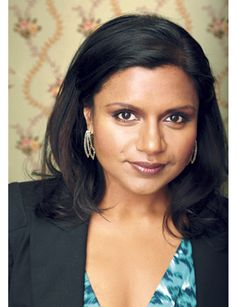 Mindy Kaling her book is freaking awesome.