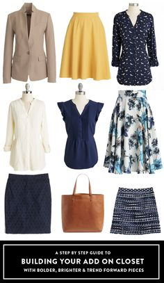 Your Closet | Add On Pieces on What I Wore