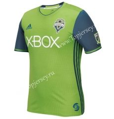 2016-17 Seattle Sounders FC Home Green Thailand Soccer Jersey