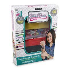 Juguete STRAND BANDS KIT DE PULSERAS Precio 16,13€ en IguMagazine #juguetesbaratos