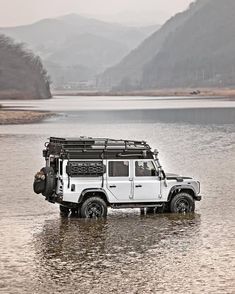 Image may contain: mountain, sky, outdoor and nature Land Rover Models, Offroader, Land Rover Defender 110, Expedition Vehicle, Jeep Cars, Motorhome, Range Rover, Dream Cars, Road Trip
