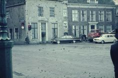 De markt in Culemborg (1964)
