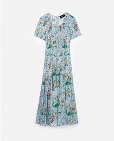 Folkloric Print Dress by The Kooples