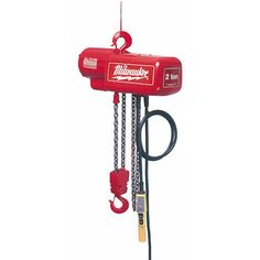 2 Ton Electric Chain Hoist | Milwaukee Tool