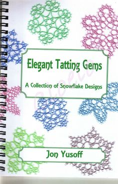 Snowflake Craft, Snowflake Designs, Snowflakes, Needle Tatting Patterns, Crochet Patterns, Dorset Buttons, Lacemaking, Bobbin Lace, Crafty Projects