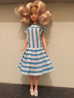 Mary Quant Daisy doll in original Olympics fashion
