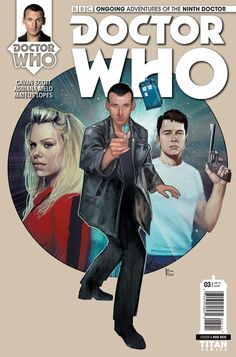 Doctor Who: The Ninth Doctor - Comics by comiXology Doctor Who 9, Doctor Who Comics, Sherlock Doctor Who, Eleventh Doctor, Black Cat Comics, Comic Art, Comic Books, Christopher Eccleston, Captain Jack
