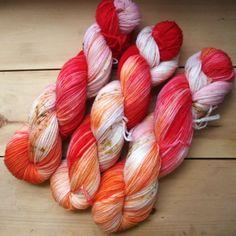 Signature Sock Yarn - Don't Be Koi
