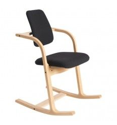 Made to Measure Chairs. Individual Customised Back Care Chairs ensuring good lumbar support, neck support, correct seat height & depth to aid circulation Mesh Chair, Mesh Office Chair, Saddle Chair, Kneeling Chair, Ireland Homes, Workplace Design, Rocking Chair, Furniture, Home Decor