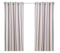 curtains - coastal look