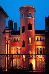 La Tour Rose (best meal in Lyon) Lyon France, Paris France, Lyon City, Europe, Beautiful Sites, Rhone, Provence, Tours, House Styles