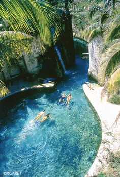 Xcaret, Mexico.  Xcaret is a Maya civilization archaeological site located on the Caribbean coastline of the Yucatán Peninsula, in the modern-day state of Quintana Roo in Mexico.