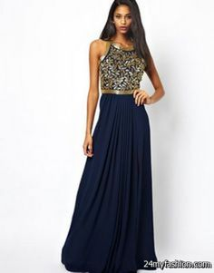 d4103f45172 Shop Virgos Lounge Kelly Embellished Maxi Dress with Open Back at ASOS.