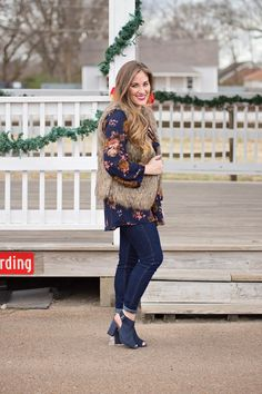 Trend Spin Linkup - Holiday Style